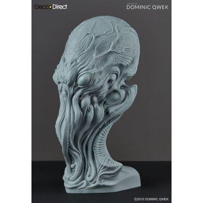 画像2: THE ART OF DOMINIC QWEK/クトゥルフ 胸像 レジンモデルキット