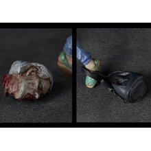 他の写真2: 地獄のゾンビ黙示録、ヒロイン/彼女 ‐ 1/16スケール ゾンビ プラスチックモデル(送料無料)